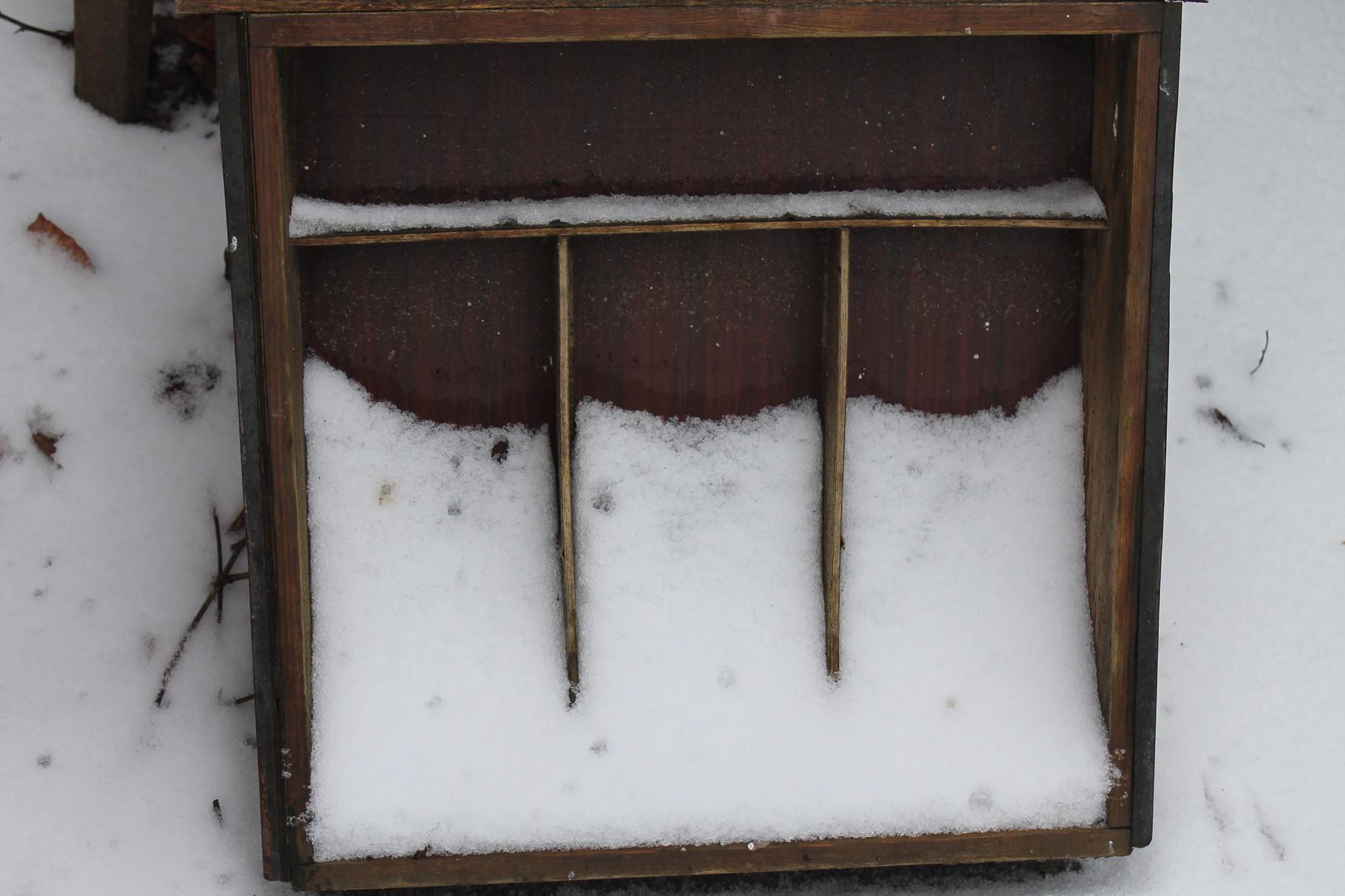 Schubladen-Denken oder Schnee von gestern