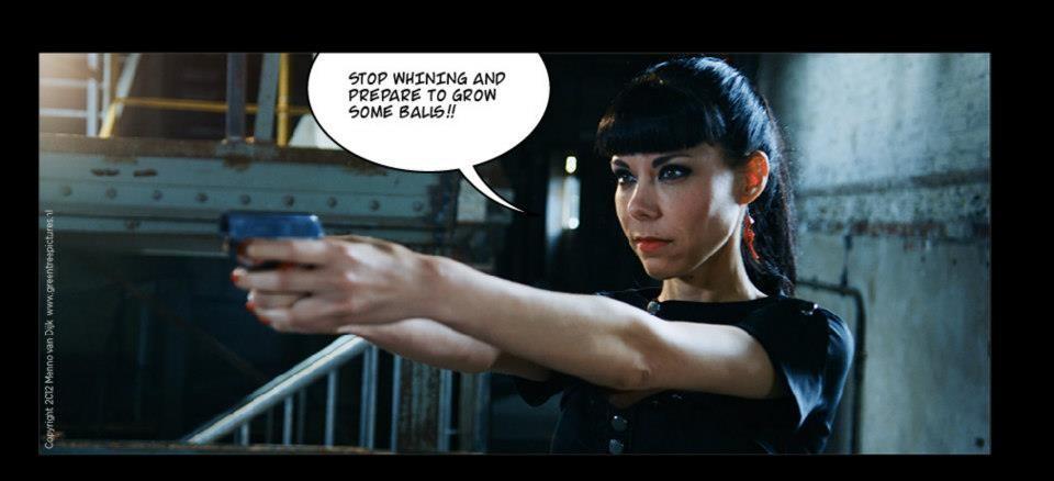 Fraulein Z - Screenshot - Sex Shooter (Video Clip)