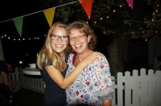 Julia und Mum