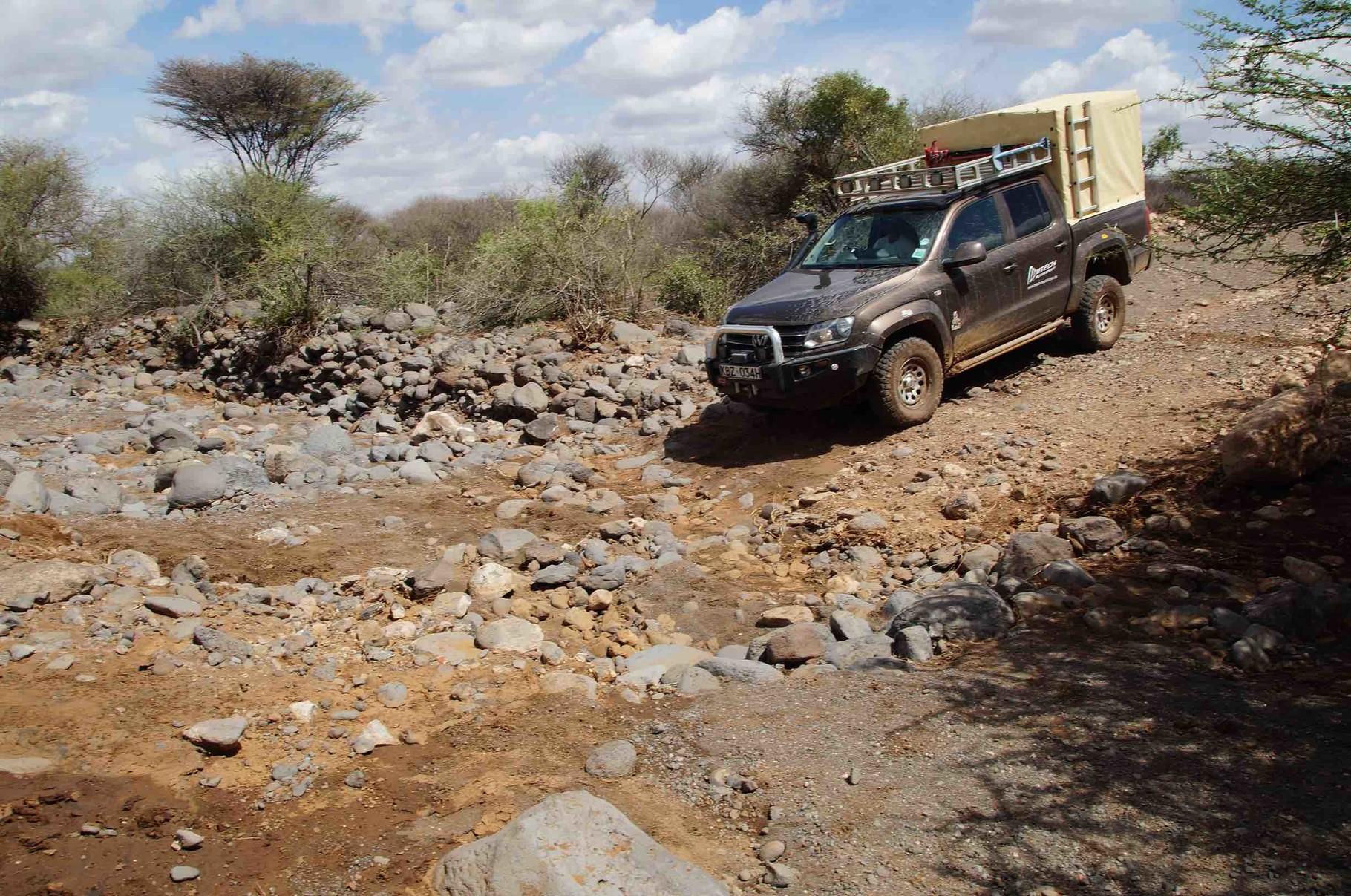 Highway ins Nirgendwo (Nordkenia)