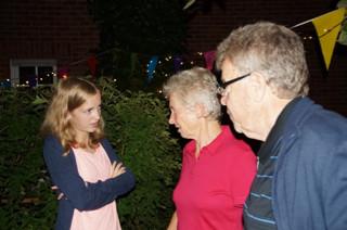 Cousine Tabea und Julias andere Großeltern