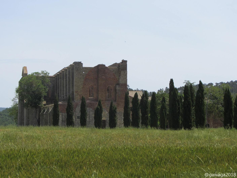 die Abtei San Galgano