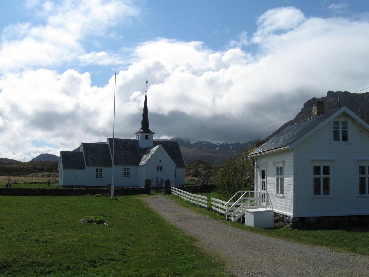 Kirche von Langenes