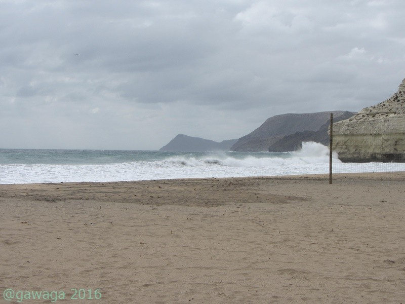 Strand in Agua Amarga