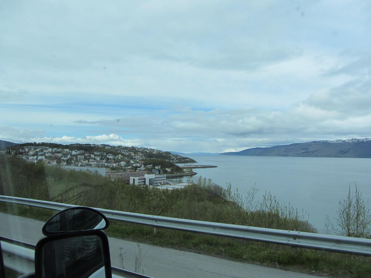 nach Narvik