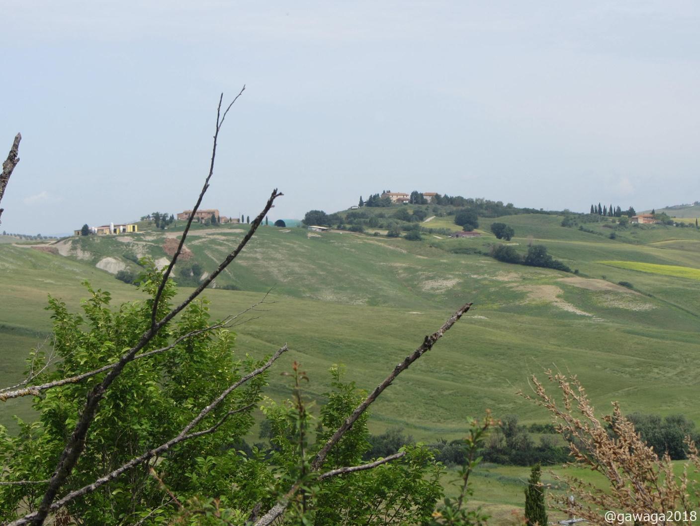 und weiter durch toskanische Landstriche