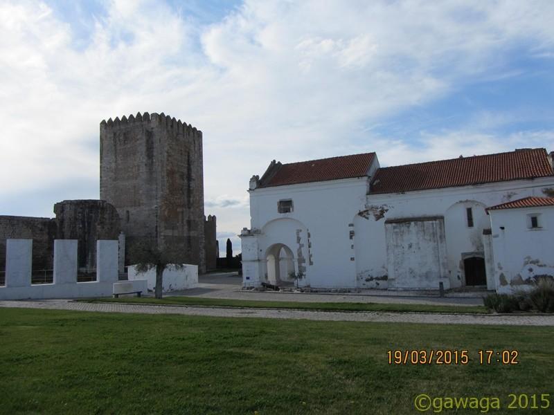 Kirche im Castelo