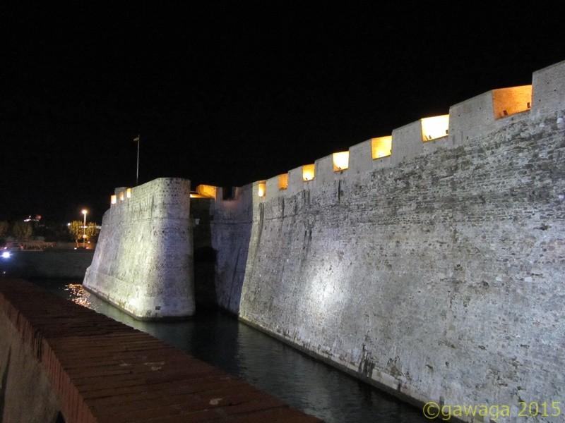 Königliche Mauern