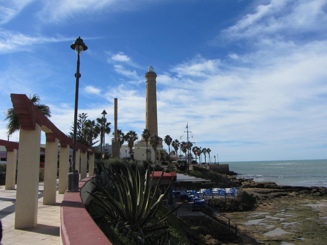 entlang der Strandpromenade