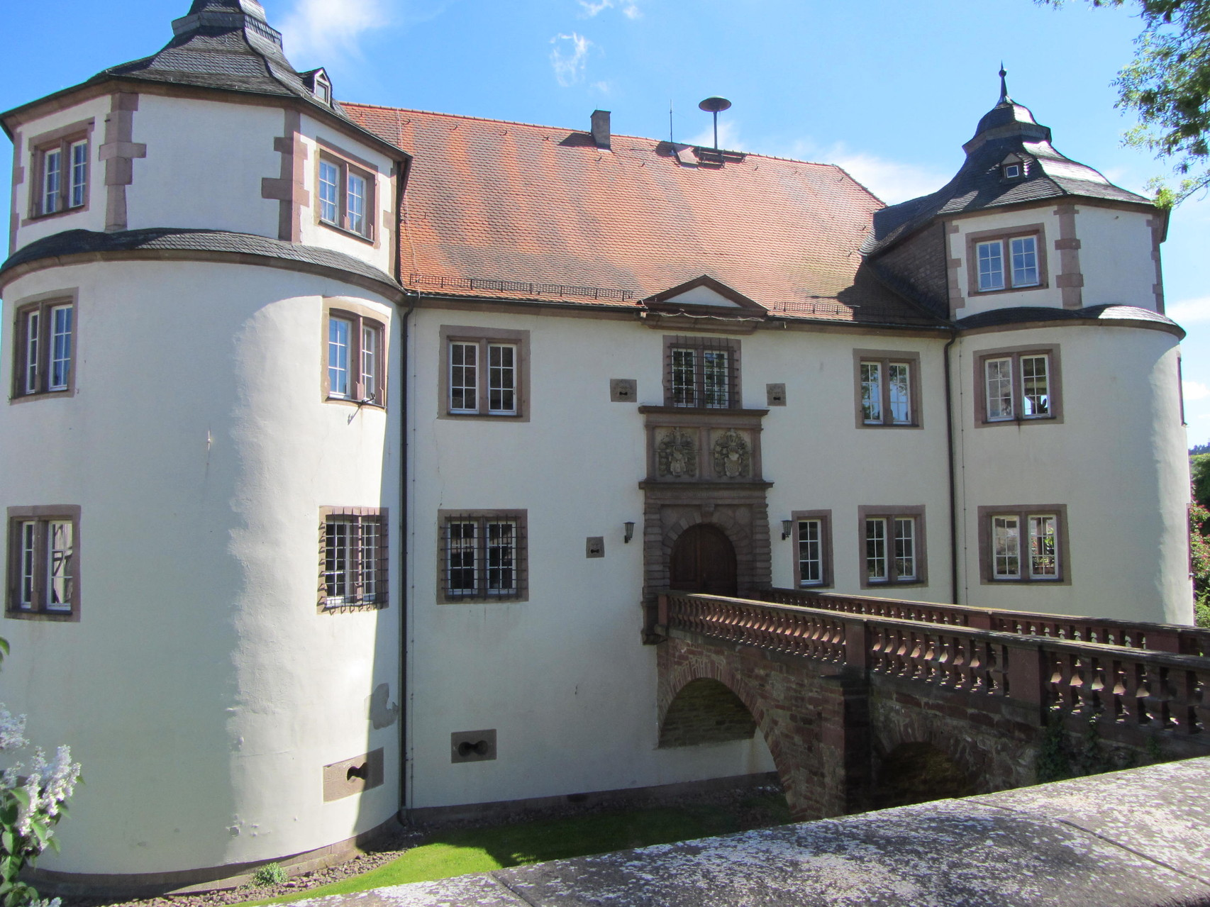 Rathaus von Hardheim