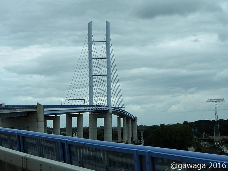 die Brücke nach Rügen