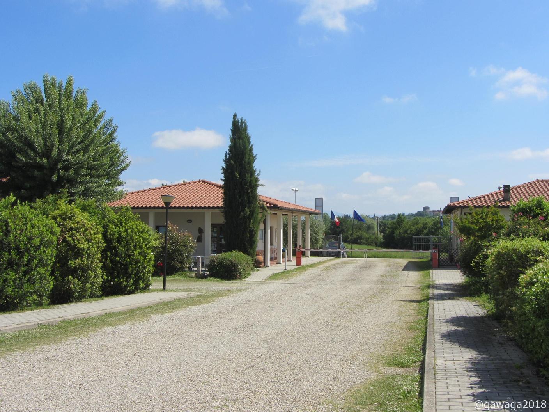 Camping Le Ginestre Arezzo