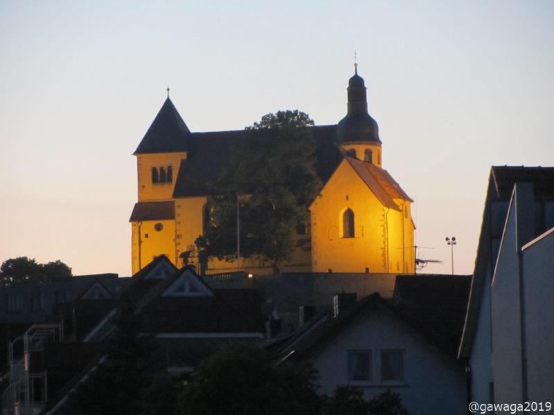 Liobakirche Petersberg