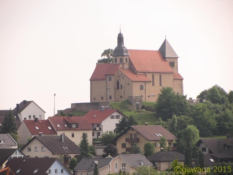 Mein Petersberg - Grabeskirche der Hl. Lioba