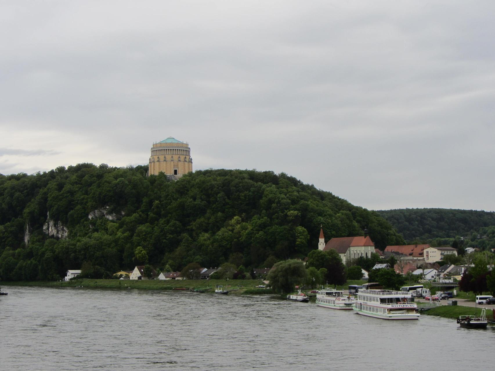 Befreiungshalle bei Kelheim