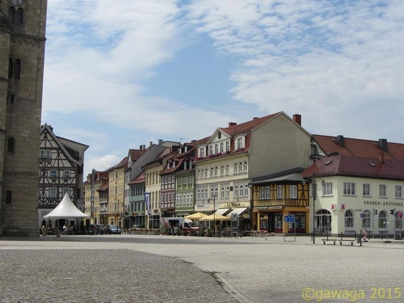 Meiningen Marktplatz