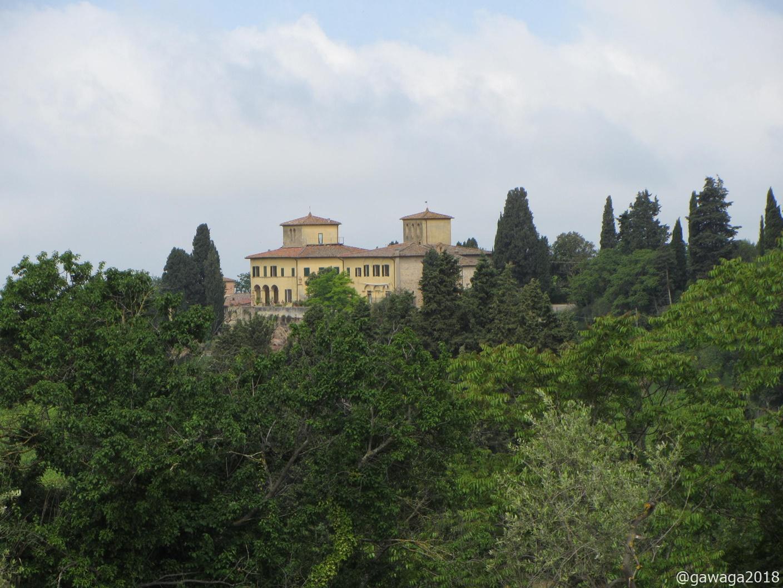 unterwegs nach Arezzo