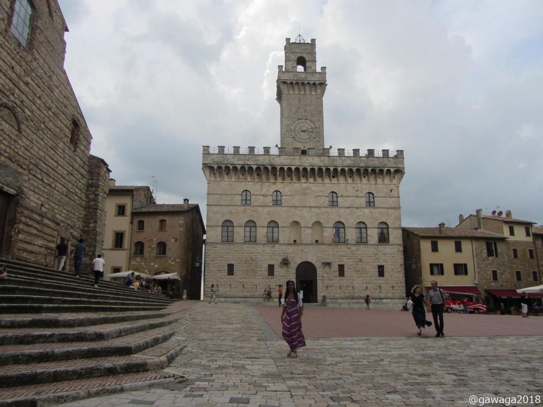 das Rathaus, wie in Florenz