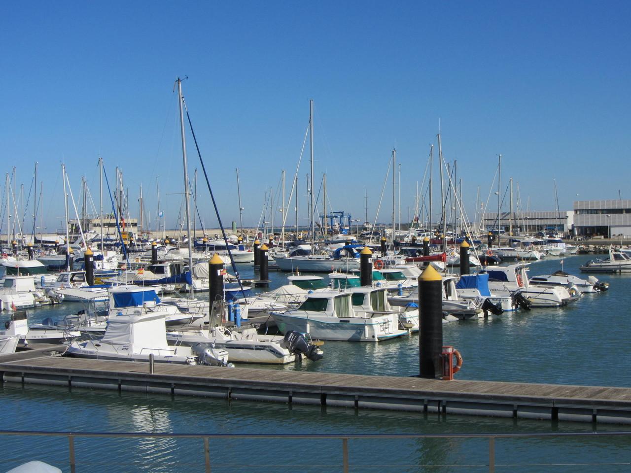 Hafen Chipiona
