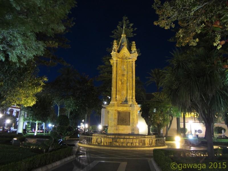 Monument für die Helden von Afrika