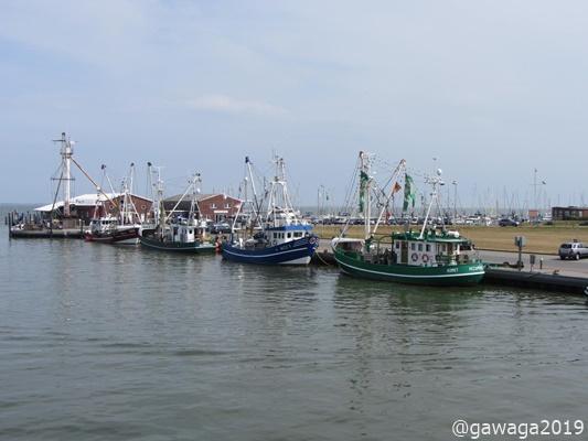 kleiner Fischereihafen Donumersiel