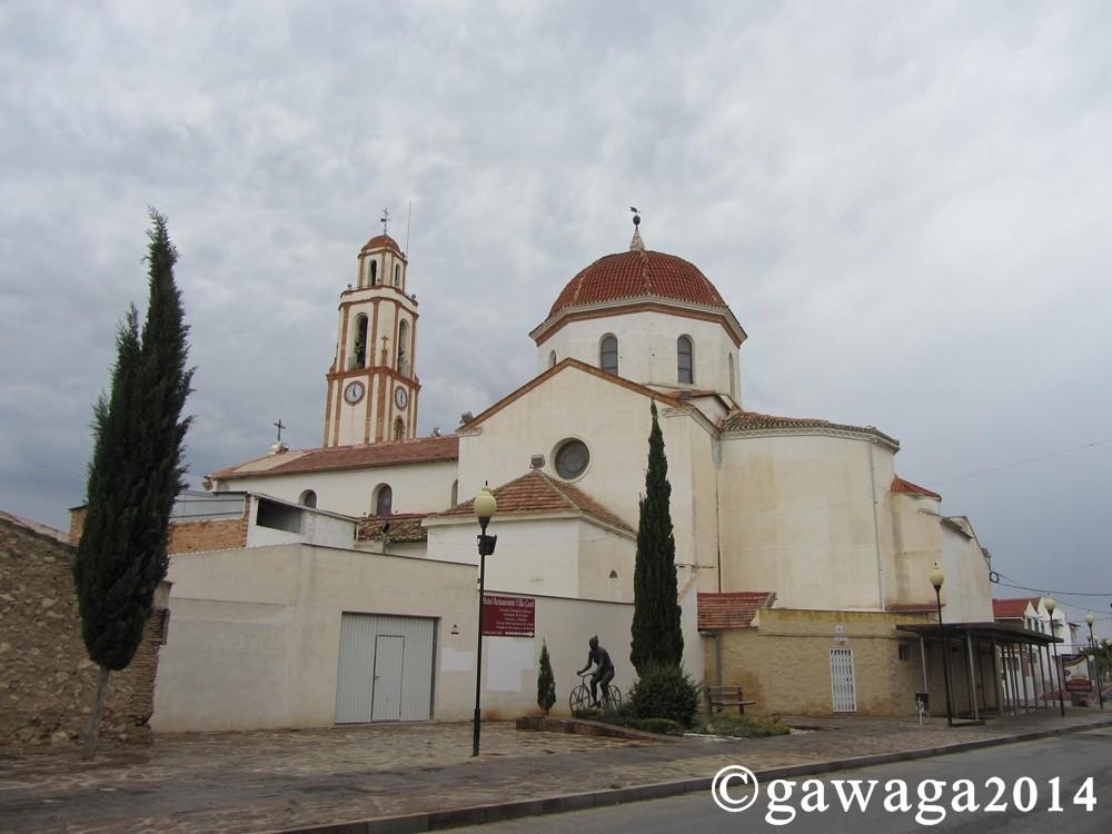 Kirche in Ceuti