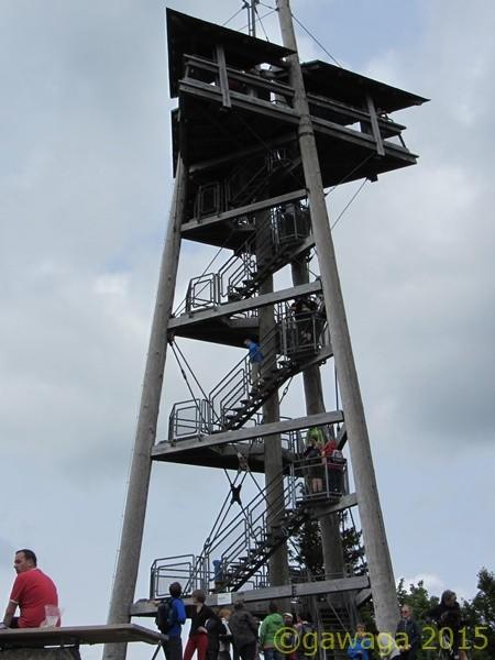 Turm auf dem Schauinsland