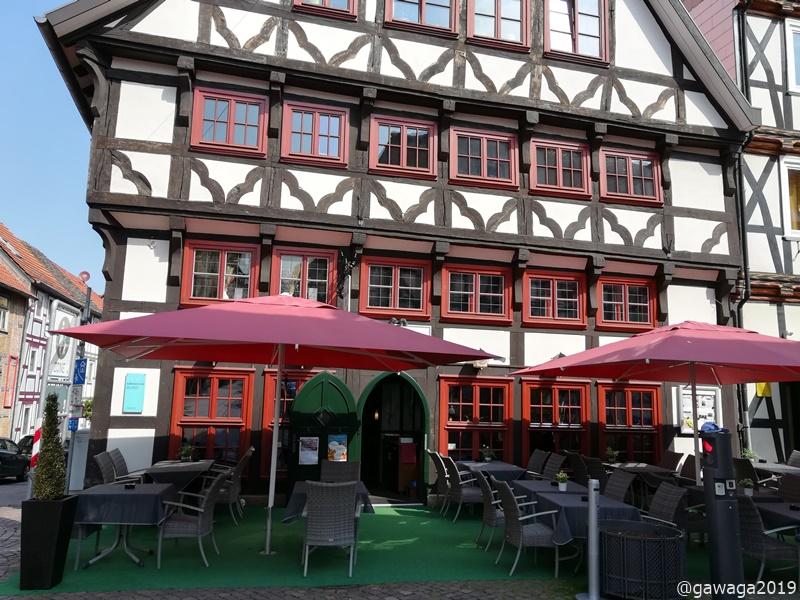Gasthaus in Witzenhausen