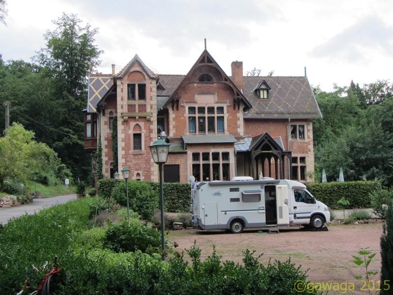 Villa Georg in Bad Liebenstein