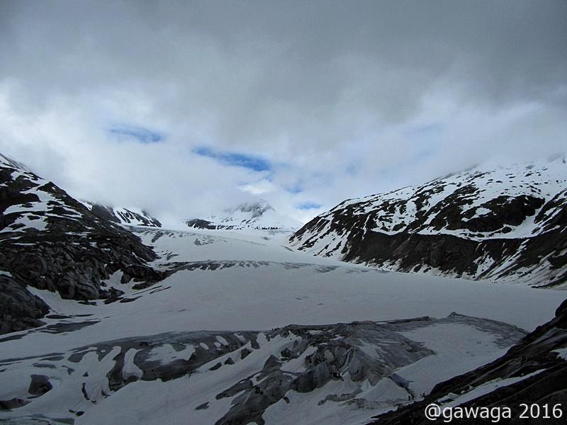 Rhone-Gletscher