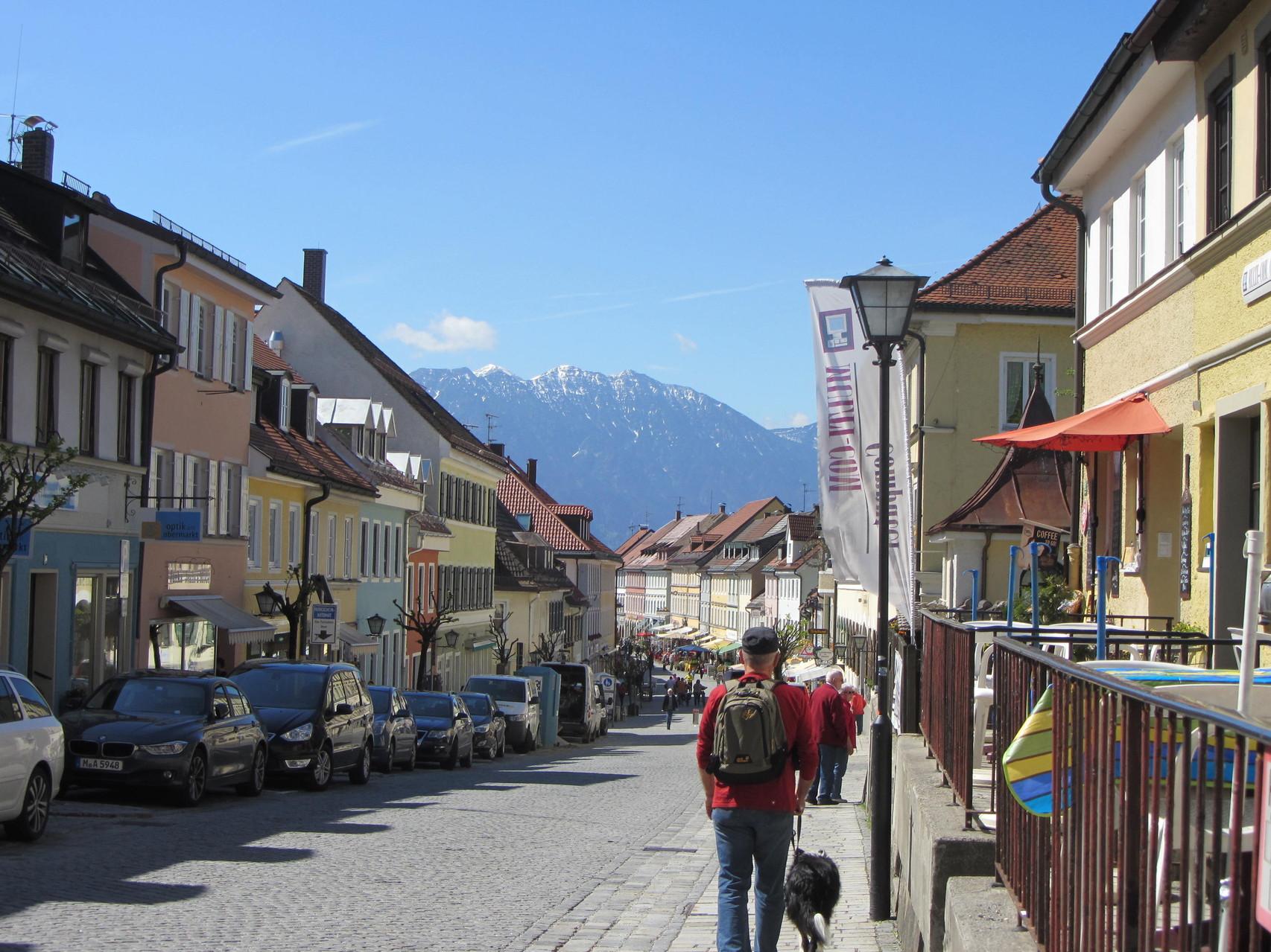 Bummel durch Murnau