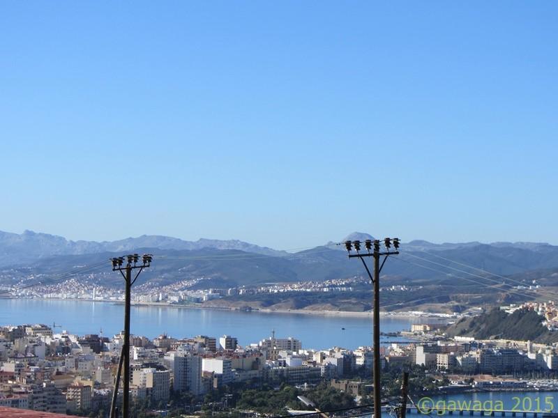 Stadtüberblick von der Ermita de San Anton aus