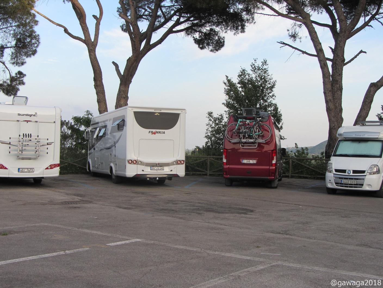 Stellplatz Montepulciano
