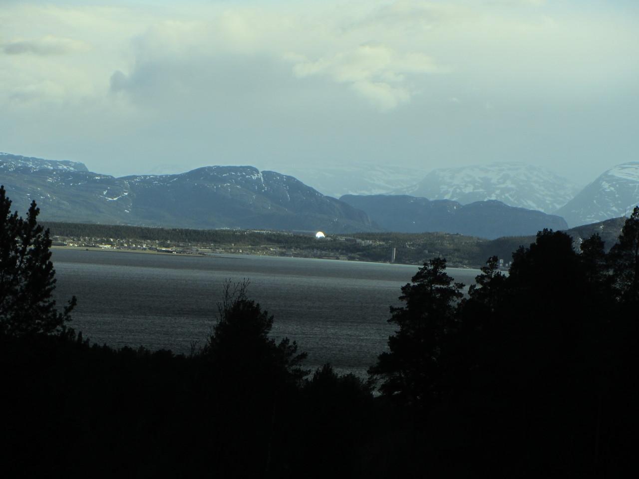 erster Blick auf Alta