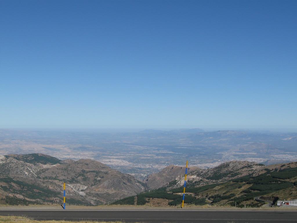 herrliche Berglandschaft