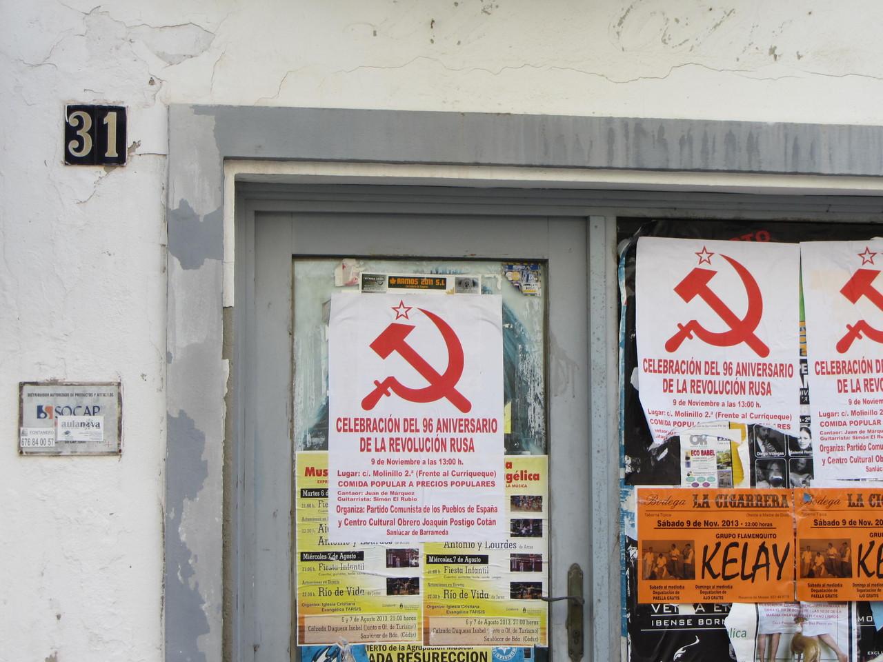 es lebe die russische Revolution