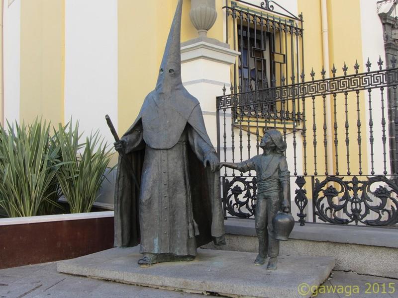 Monument zur Semana Santa