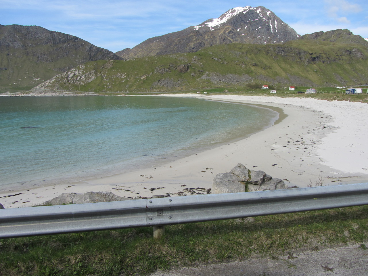 Strand bei Unstad
