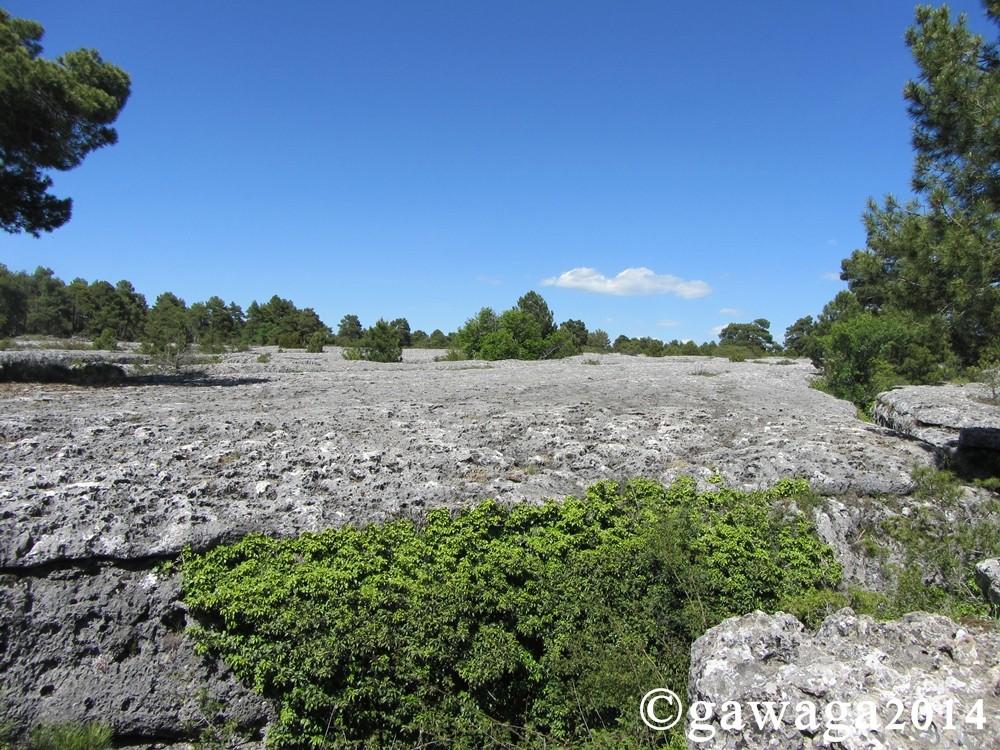 El Mar de Piedra - steinernes Meer
