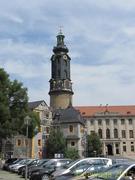 Schloss mit Schlossturm
