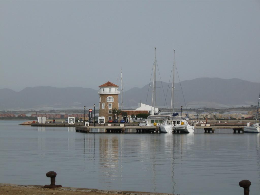 Hafen von Almerima