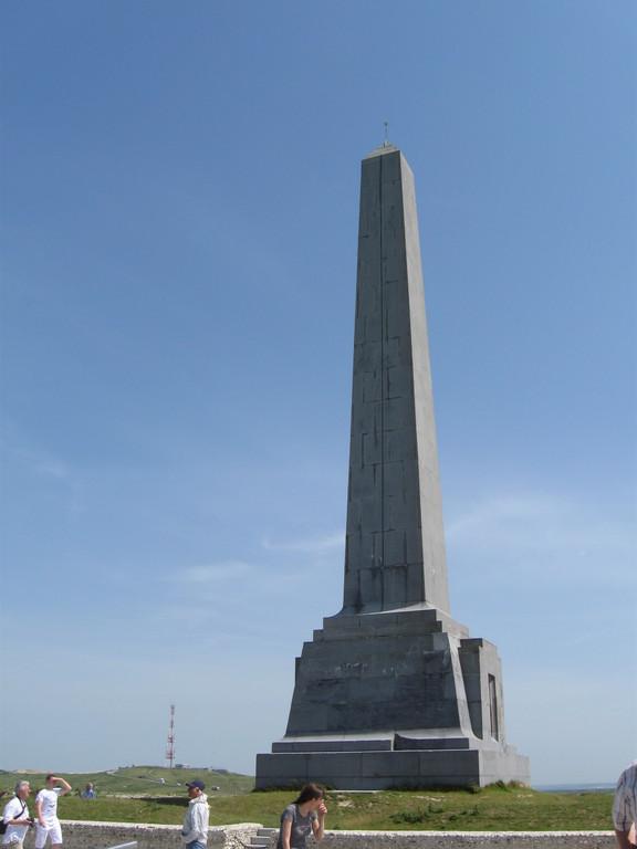 Obelisk am Cap Blanc Nez