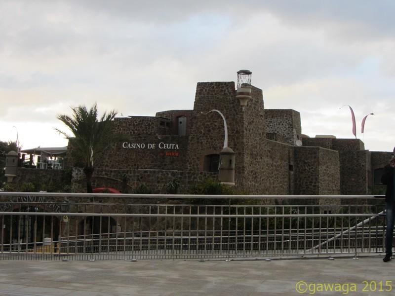 Casino im Parque Maritimo del Mediterraneo