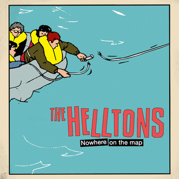 THE HELLTONS - Nowhere on the map