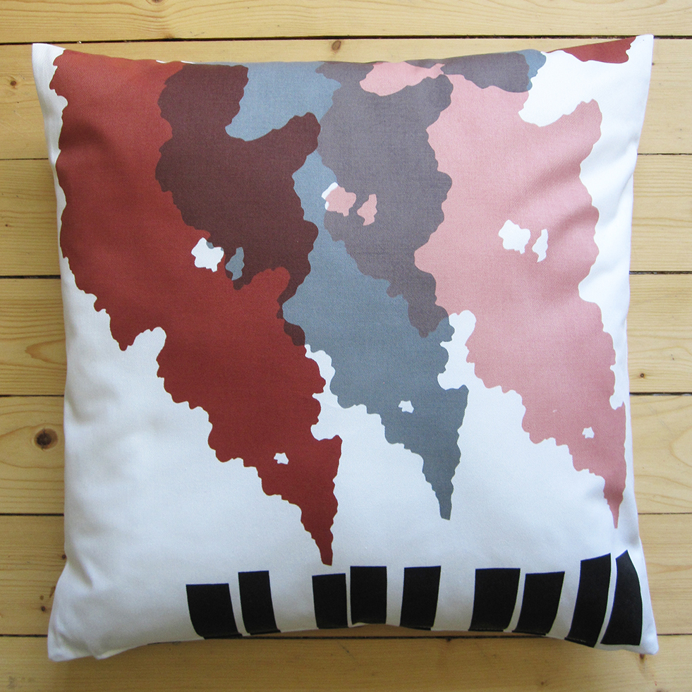 Cushion Urban Fumes