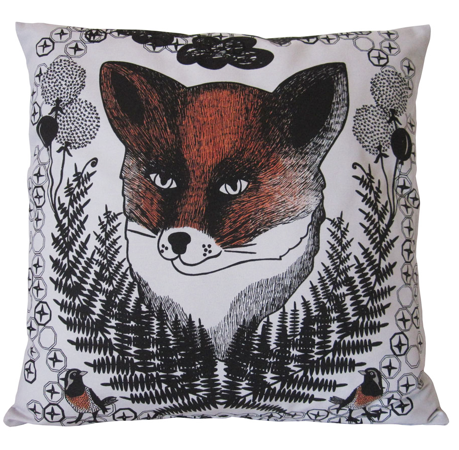 Cushion Fern and Fox