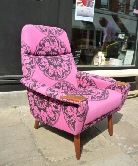 Collaboration with 7 Upholstery London