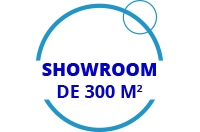 Tradi Piscines propose un showroom de 300 m2
