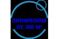 Tradi Piscines propose un showroom de 300 m2
