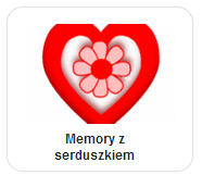 memory znajdź parę - autor Anna Grzegory
